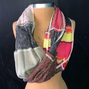 Anthropologie infinity scarf by CECILIA PRADO